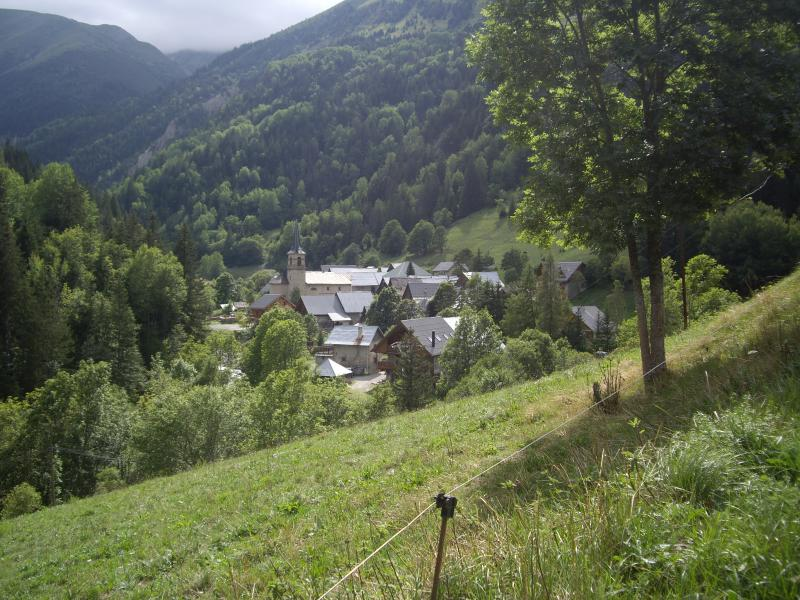 Vue à proximité Location Chalet 2501 Saint Jean d'Arves