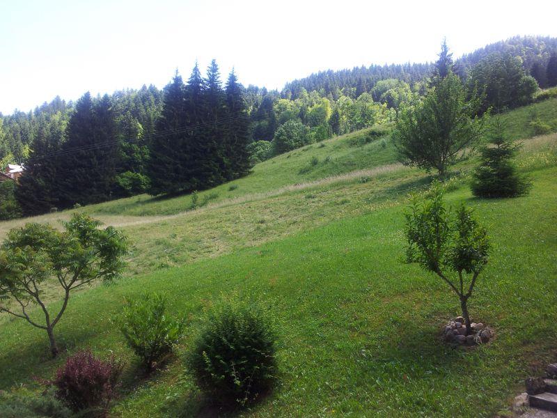 Vue depuis la location Location Studio 2513 Saint Jean d'Aulps- La Grande Terche
