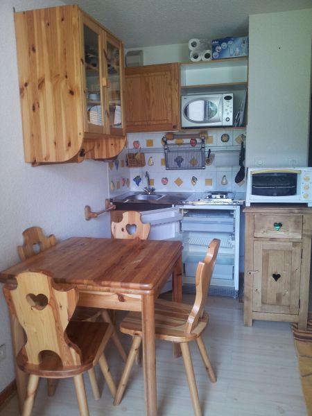 Coin cuisine Location Studio 2513 Saint Jean d'Aulps- La Grande Terche