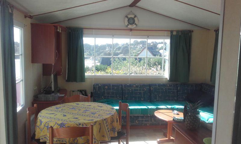 Salon Location Mobil-home 25395 Saint Malo