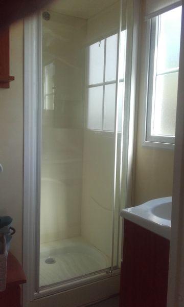 Salle d'eau Location Mobil-home 25395 Saint Malo