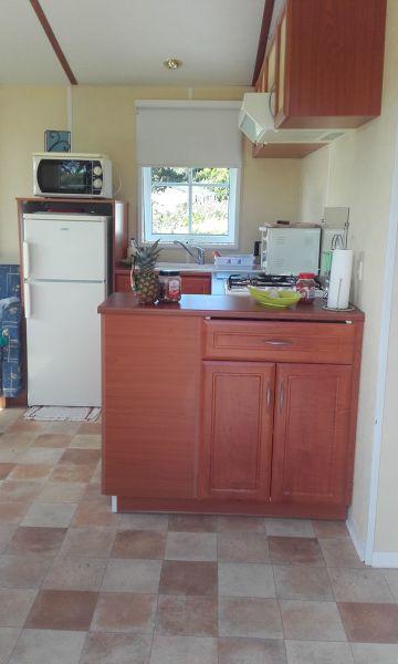 Coin cuisine Location Mobil-home 25395 Saint Malo