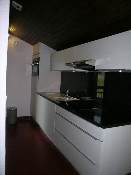 Cuisine indépendante Location Appartement 2553 Saint Gervais Mont-Blanc