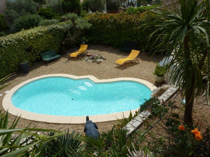 Vue de la terrasse Location Appartement 25566 Toulon