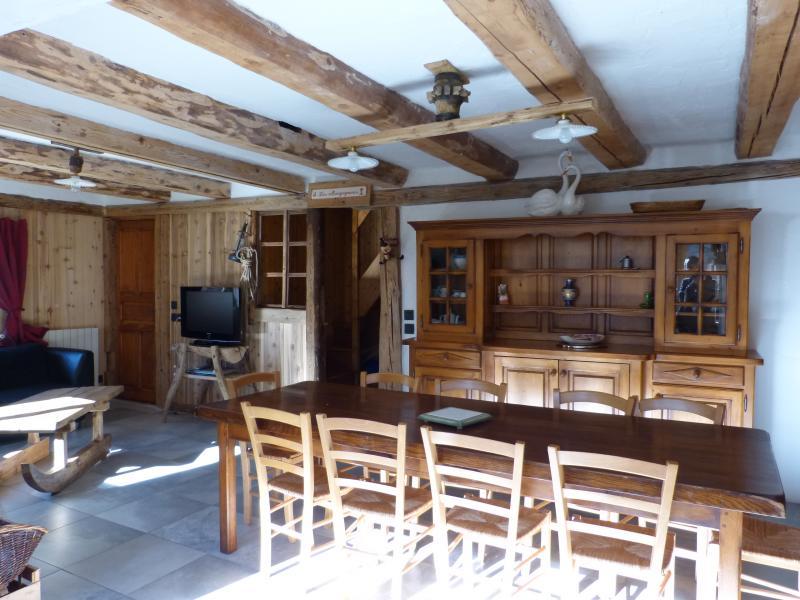Salle à manger Location Appartement 2577 Saint-Gervais-les-Bains