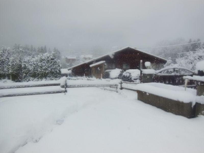 Vue extérieure de la location Location Appartement 2578 Saint-Gervais-les-Bains