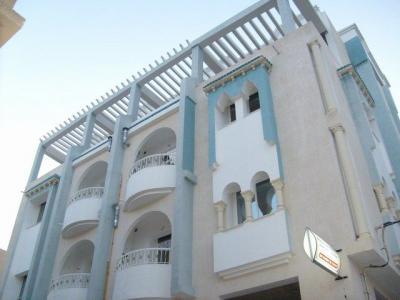 Vue ext�rieure de la location Location Appartement 25792 Sousse