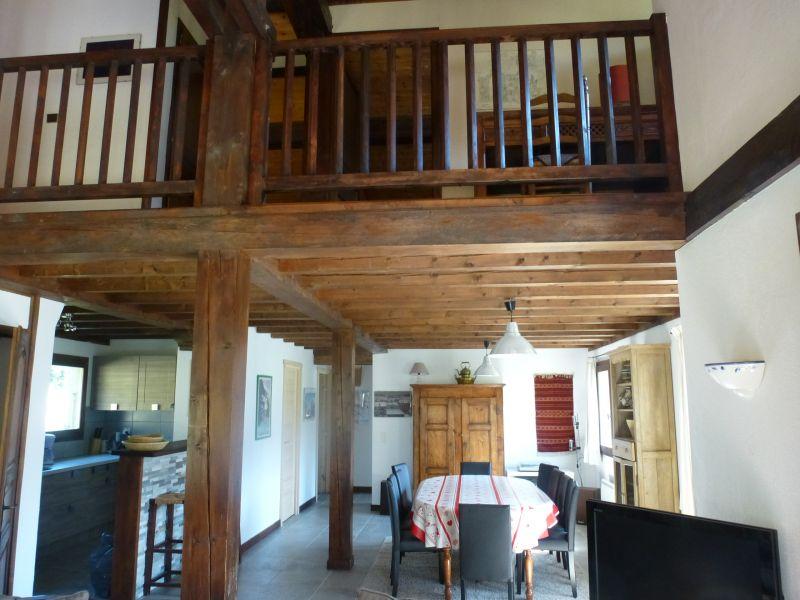 Mezzanine Location Chalet 2585 Saint Gervais Mont-Blanc