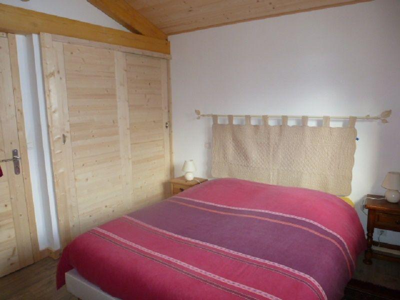 chambre 1 Location Chalet 2585 Saint Gervais Mont-Blanc