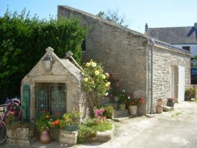 Vue ext�rieure de la location Location Maison 26123 Quiberon