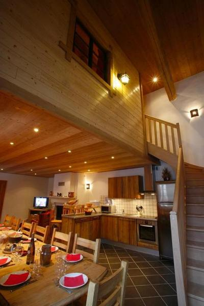 Séjour Location Appartement 26150 Valloire