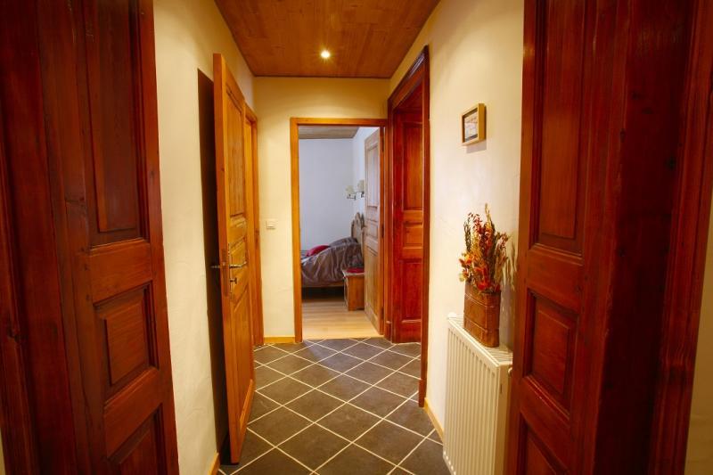 Entrée Location Appartement 26150 Valloire