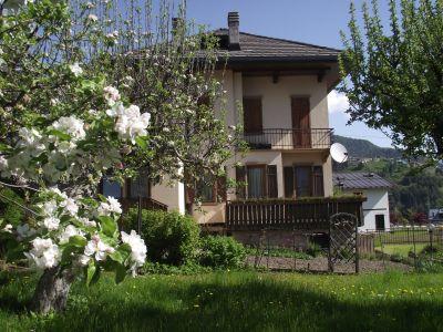Vue extérieure de la location Location Appartement 26458 Cortina d'Ampezzo