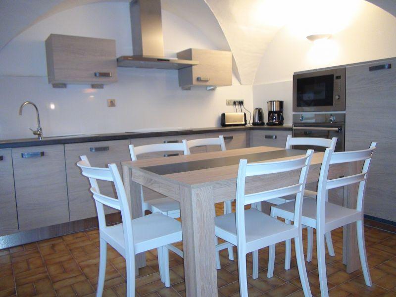 Coin cuisine Location Appartement 26634 Saint Martin de Belleville