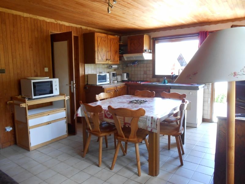 Coin cuisine Location Appartement 2679 Saint Sorlin d'Arves