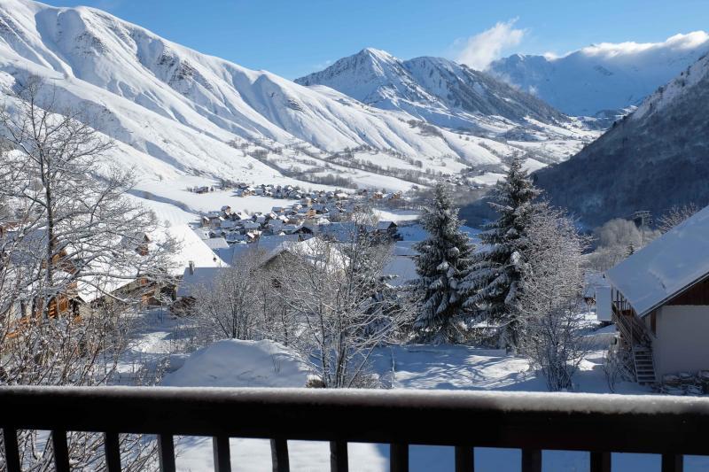 Vue depuis la location Location Chalet 2686 Saint Sorlin d'Arves