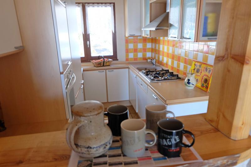 Cuisine indépendante Location Chalet 2686 Saint Sorlin d'Arves