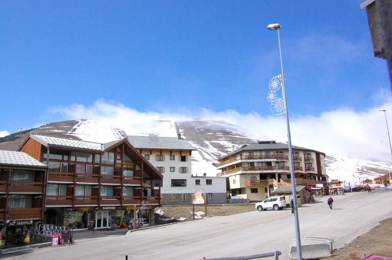 Vue depuis la location Location Appartement 27 Alpe d'Huez
