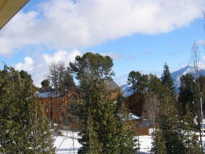 Vue du balcon Location Studio 27024 Font Romeu