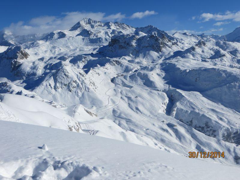 Vue à proximité Location Chalet 27113 La Plagne