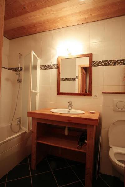 salle de bain Location Appartement 27146 Valloire