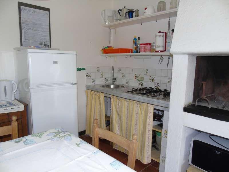 Coin cuisine Location Appartement 27353 Bonassola