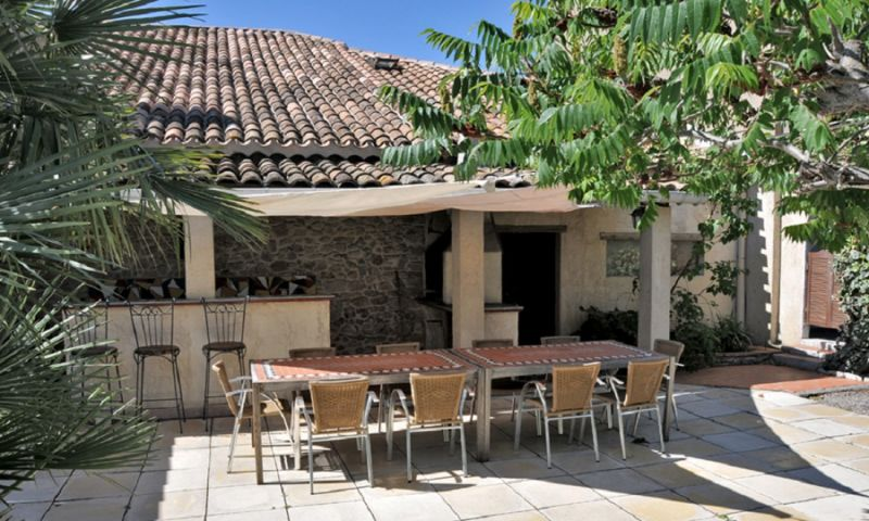Vue de la terrasse Location Maison 27424 Narbonne
