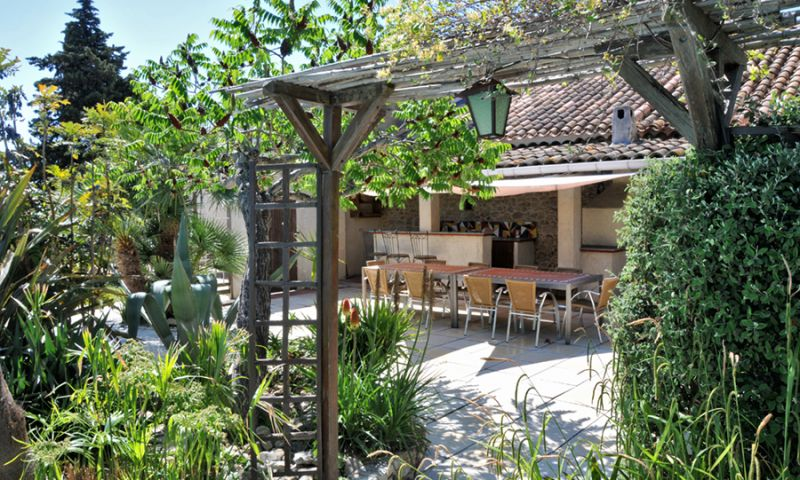 Cuisine d'été Location Maison 27424 Narbonne