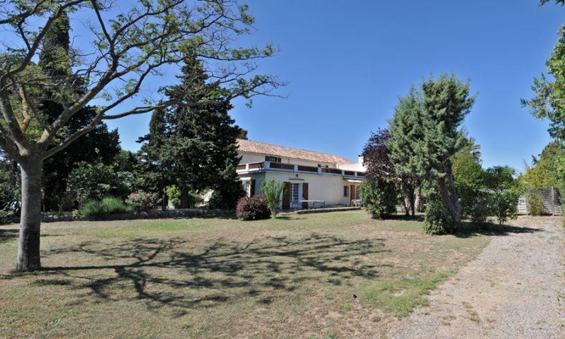 Jardin Location Maison 27424 Narbonne