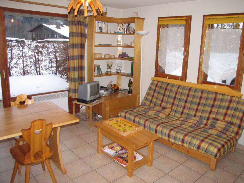 Séjour Location Appartement 2748 Samoëns