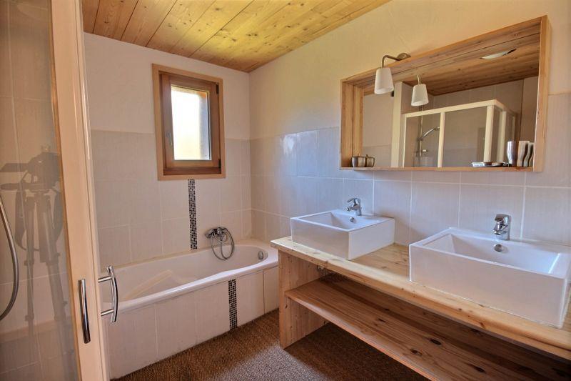 salle de bain 2 Location Chalet 27503 Saint Jean d'Aulps- La Grande Terche