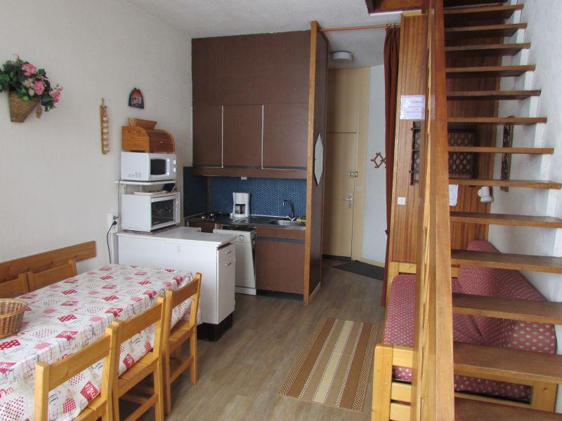 Séjour Location Appartement 27555 Les Menuires