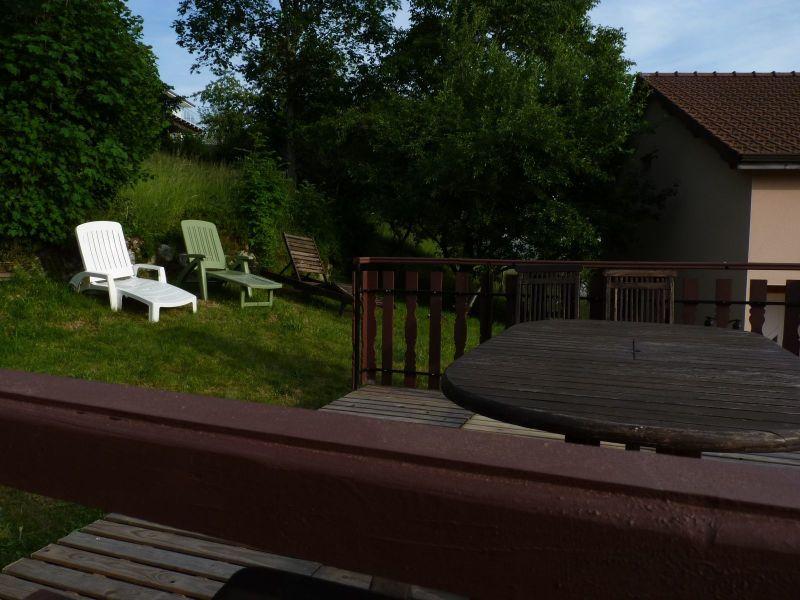 Terrasse Location Maison 27842 Gérardmer