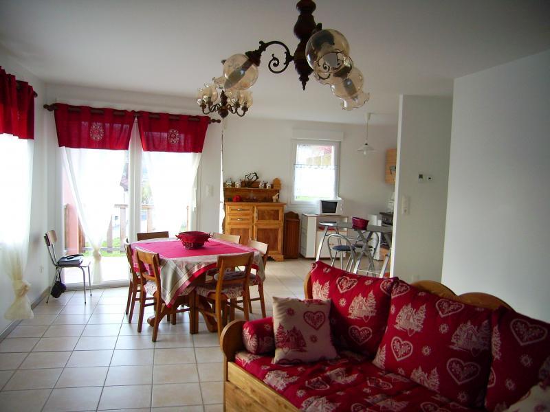 Séjour Location Maison 27842 Gérardmer