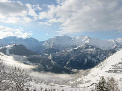 Vue depuis la location Location Appartement 27868 Alpe d'Huez