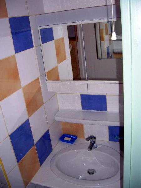 Salle d'eau Location Studio 2795 Le Sauze