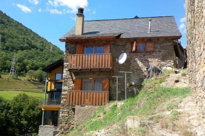 Vue ext�rieure de la location Location Chalet 27954 Baqueira-Beret
