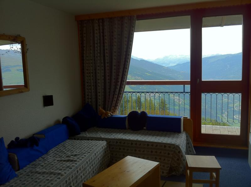 Salon Location Appartement 28016 Les Arcs