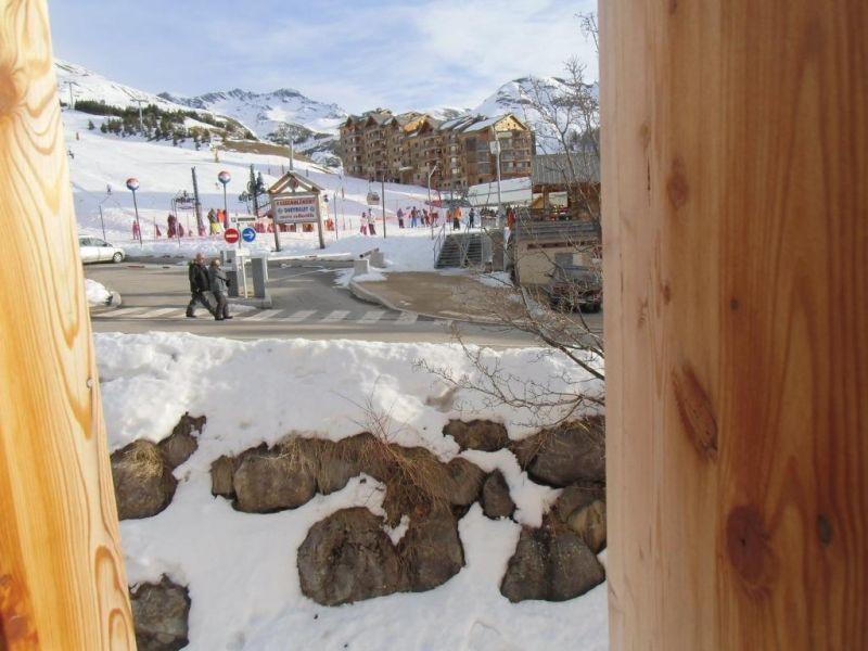 Vue depuis la location Location Studio 28115 Orcières Merlette