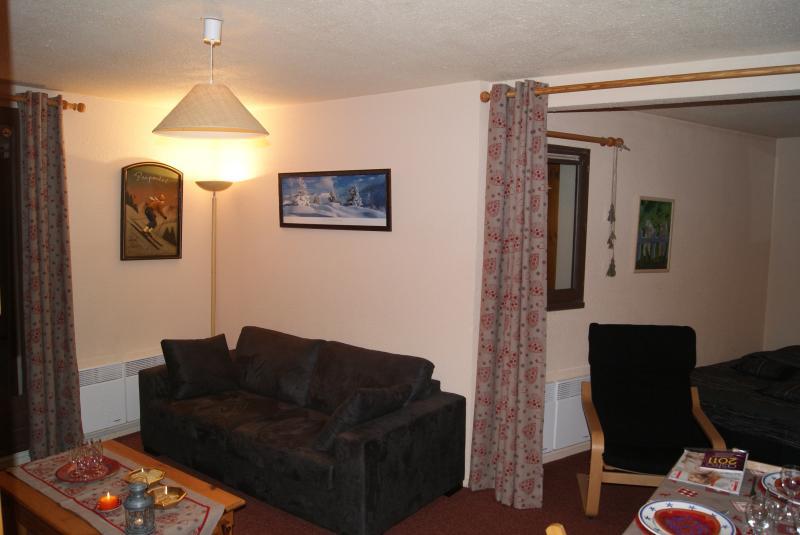 Salon Location Appartement 2813 Les Sept Laux