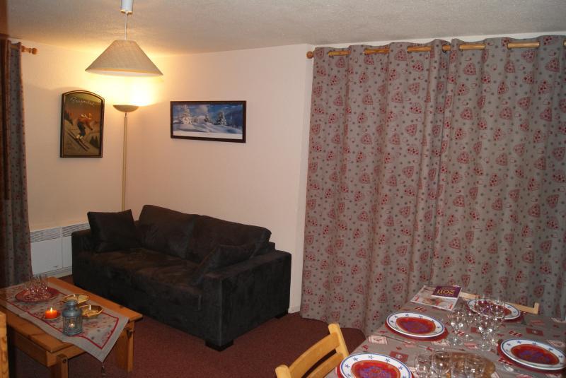 Séjour Location Appartement 2813 Les Sept Laux