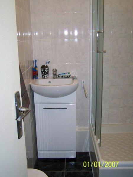 salle de bain Location Studio 2822 Les Sept Laux