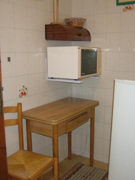 Cuisine d'été Location Appartement 28455 L'escala