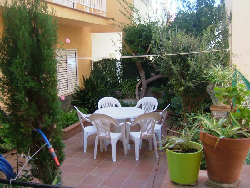 Jardin Location Appartement 28455 L'escala