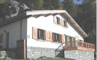 Vue ext�rieure de la location Location Appartement 28463 Val d'Is�re