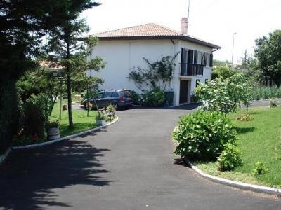 Vue ext�rieure de la location Location Appartement 28547 Bidart