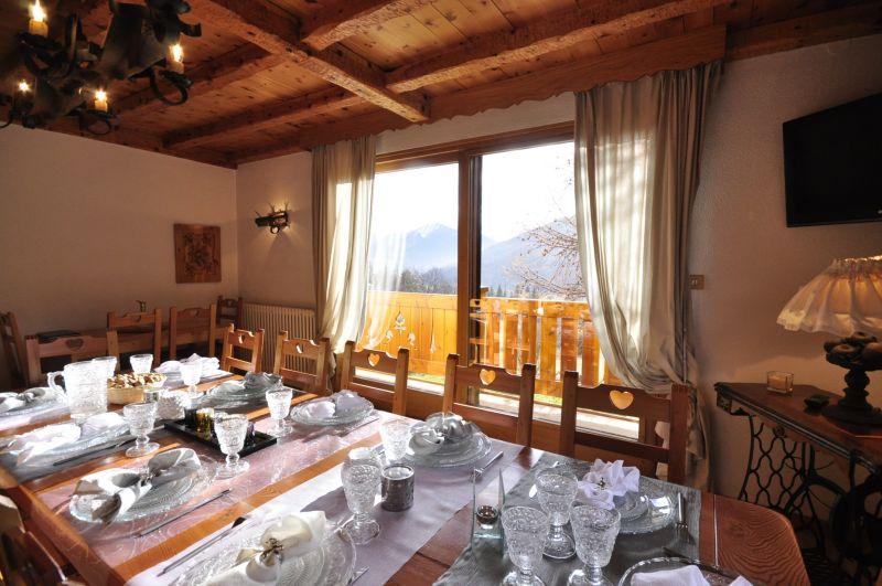 Salle à manger Location Chalet 2856 Serre Chevalier