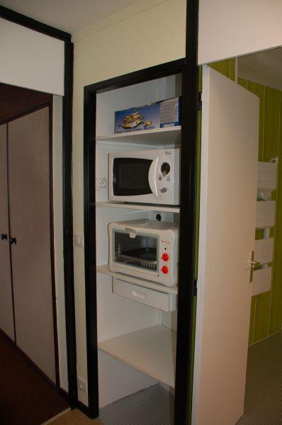 Coin cuisine Location Appartement 28715 La Mongie