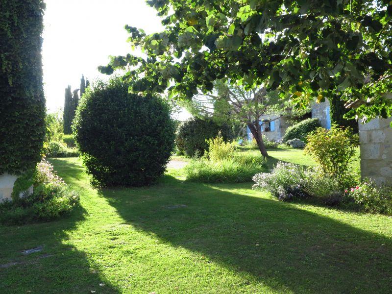 Jardin Location Gite 28762 Monpazier