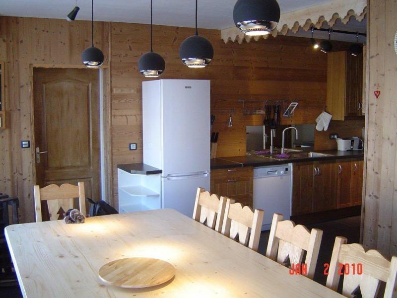Salle à manger Location Appartement 28869 Alpe d'Huez